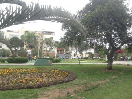Venta De Lindo Departamento Dúplex Frente A Parque En San Borja