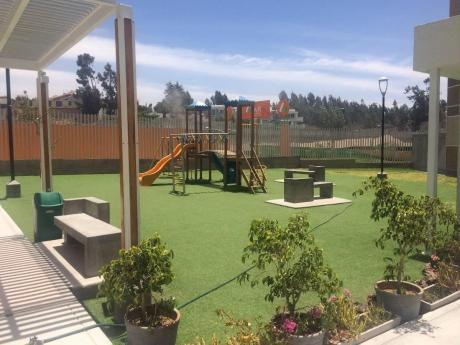 Alquiler De Departamento Amoblado De Lujo En Villa Verde - Mas Inmobiliria Aqp