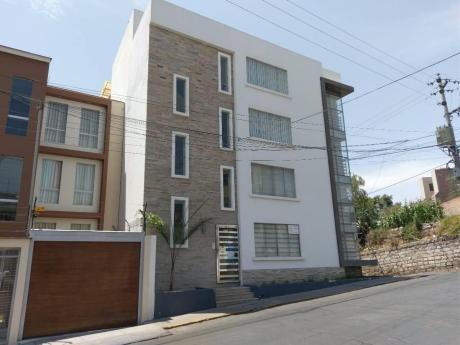 Se Alquila Hermoso Duplex Sin Amoblar En Yanahuara - #091