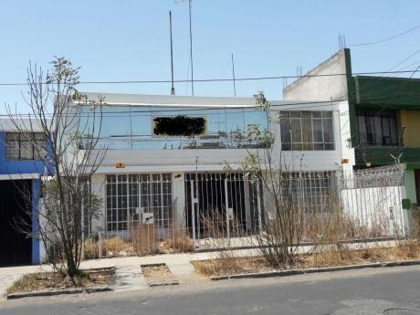 Se Alquila Casa Sin Amoblar En La Negrita - #087