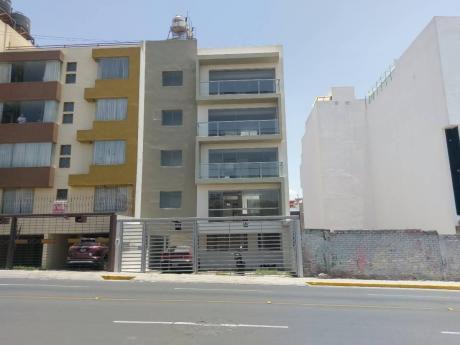Se Alquila Duplex Sin Amoblar En Cayma - #083