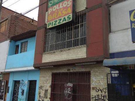 Local Alquiler - Av Peru Cuadra 26 - San Martín De Porres