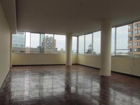 Alquilo Oficina En Miraflores - 220 M2 Av Pardo Zonificacion Comercial