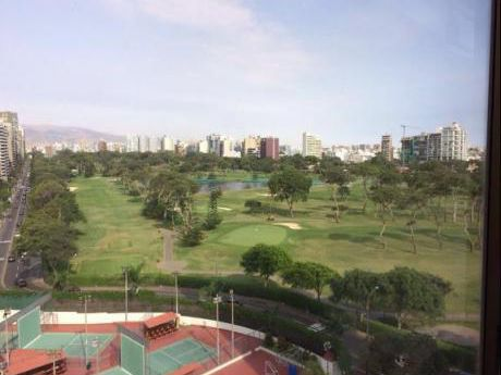 Lindo Depto Amoblado Vista Golf San Isidro