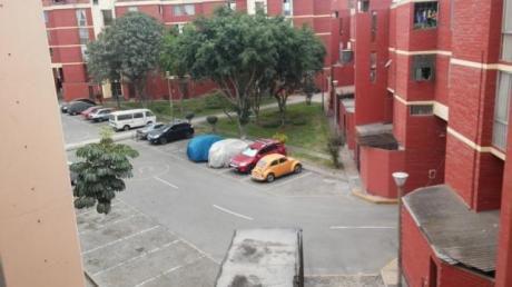 Vendo Dpto Flat De 90 M2, 3 Dorm X Torres De Limatambo
