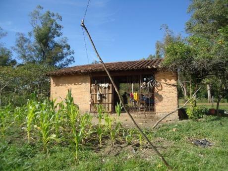 Vendo Casita En Itacurubí De Las Cordilleras