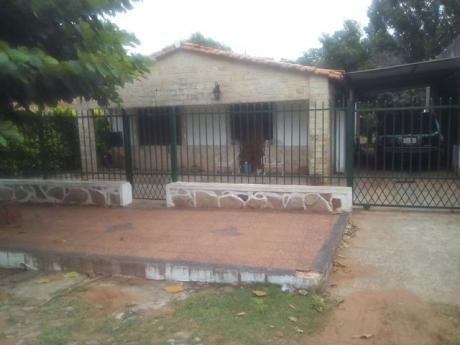 Vendo Casa A 1 Cuadra De Petropar