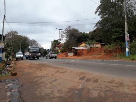 Oferto Terrenos Sobre Avenidas Principales En Luque!!!