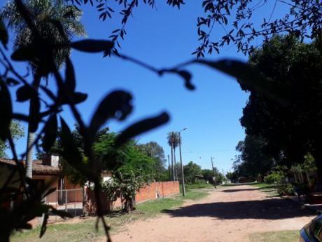 Oferto Hermosoy EconÓmico Terreno A 4 Cuadras De La Transchaco En Roque Alonso!!!