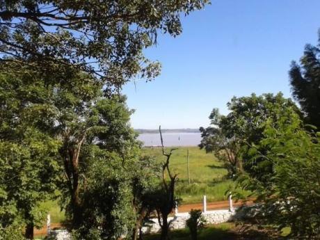 Encarnacion !! Hotel - Hostal  Frente A El Lago Quiteria !!!