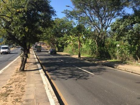 Único Terreno De 12.400 M2 Sobre Mcal López Fdo. Zona Norte