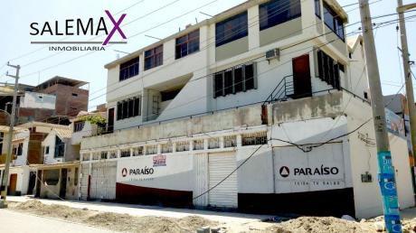 Alquiler Local Comercial - Urb. Santa Ana - Av Sanchez Cerro - Piur