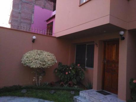 Casa En Venta Surquillo Limite Surco Chacarilla