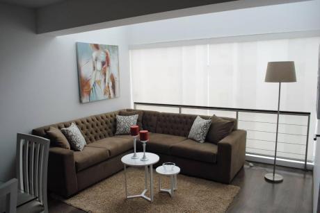 Alquilo Dpto. Duplex 1 Dormitorio Amoblado Y Equipado - Miraflores