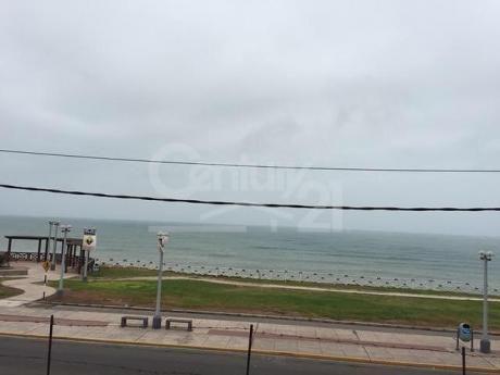 Venta De Terreno Frente Mar Av Costanera - San Miguel