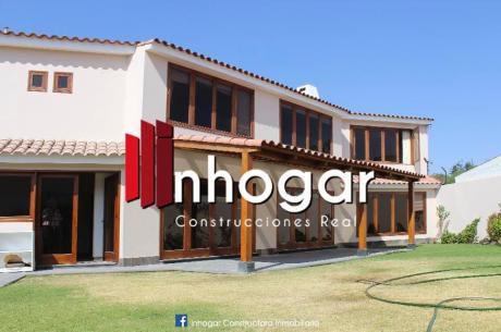 Venta De Exclusiva Casa En Urbanizacion Challapampa - Arequipa