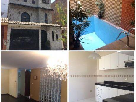 Oferta Vendo Hermosa Casa En Surco 4 Pisos 297 M2 Urb Doña Victoria Finos Acabados A1