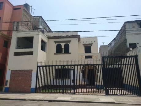 Se Vende Casa Como Terreno àrea De 722 M2 En Breña