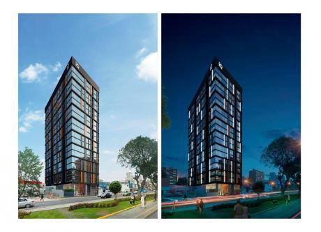 Vendo Oficinas Proyecto Desde 58 M2, Excelente Zona De Lince, Cerca A San Isidro
