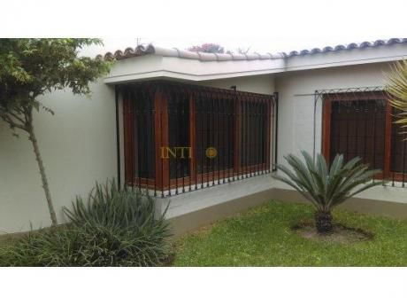 Casa En Alquiler En La Molina Vieja