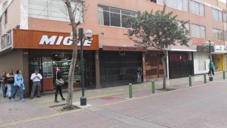 ¡amplia Y Céntrica Tienda 80 M2 En Av La Paz, Miraflores - Alquiler!