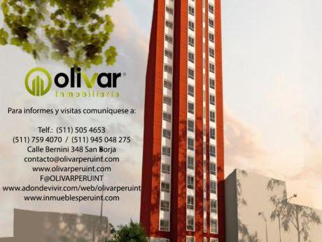 Oficinas - Urban, Proyecto Inmobiliario - Santa Beatriz