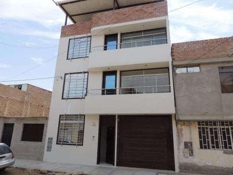 Casa En Venta Con Dos Departamentos Independientes (pchiang2911)
