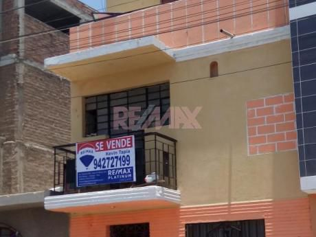 Casa En Venta Ubicación Céntrica, Lambayeque (ktapia)