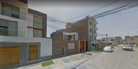Terreno En Venta De 106.5 M2 Zona Residencial De Chiclayo (lpaico)