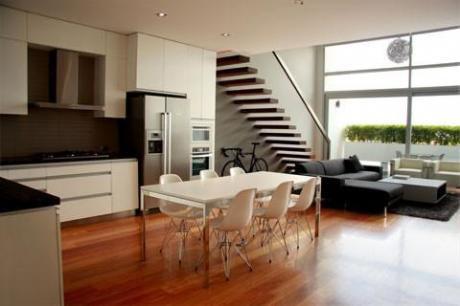 Modernisimo Loft Duplex De 1 Dormitorio Full Amoblado San Isidro