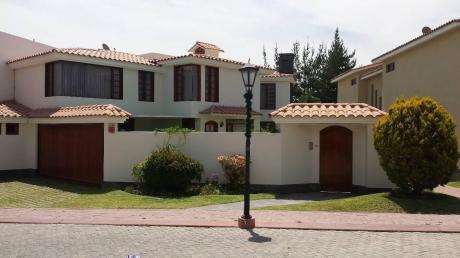 Ahas Inmobiliaria Vende Casa De Lujo En Zona Privilegiada De Cayma
