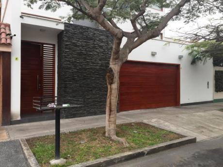 Amplia Casa Y/o Oficina Para Alquiler En Aurora, Miraflores