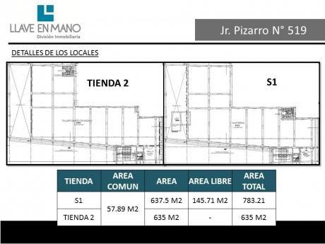 Edificio Comercial Trujillo