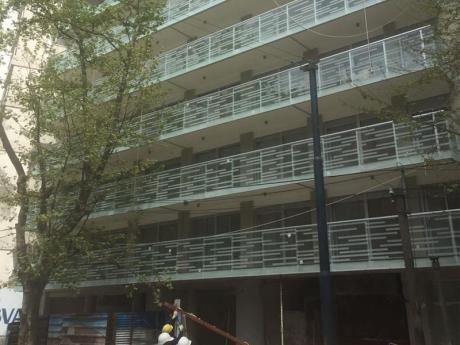 Apartamento Monoambiente, Pocitos
