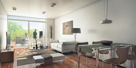 Apartamento, 1 Dormitorio, Punta Carretas