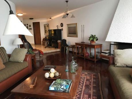 Alquiler De Exclusiva Casa Amoblada En San Borja Calle Halls