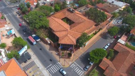 Oferta EmblemÁtico Edificio De AsunciÓn De Alto Nivel Sobre Avenida EspaÑa