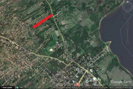 Oferta Amplio Terreno De 7 Ha Sobre Ruta Luque Aregua En Isla Valle