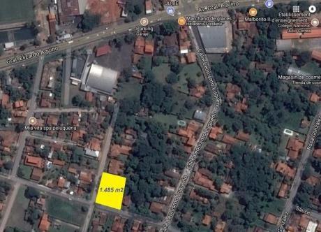 Oferta Terreno De 1485 M2 En Luque Zona Confederacion Boulevard