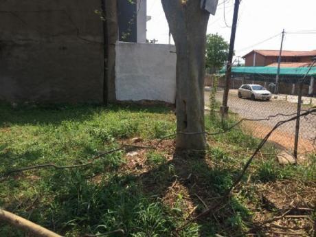 Vendo Terreno En Esquina 12x18 Lambare