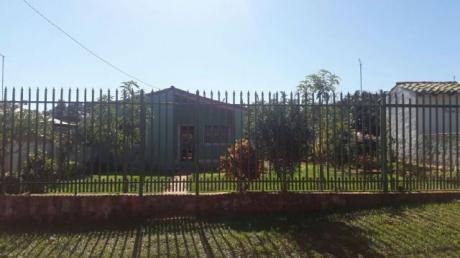 Vendo Casa En Luque Moras Cue