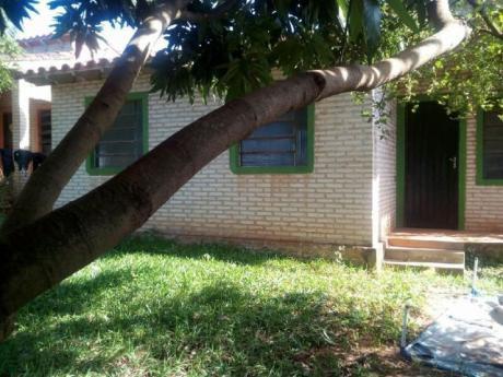 Vendo Casa En Caacupe Km 51