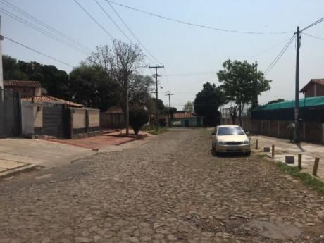 Vendoo Terreno En Lambare Brrio San Isidro