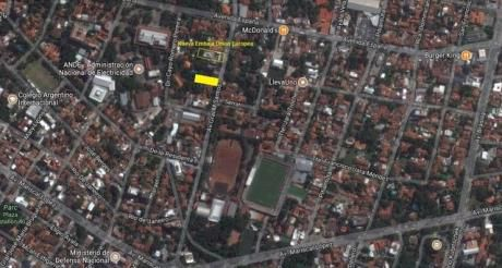 Oferta Amplio Terreno De 2566 M2 Sobre General Santos Zona Union Europea