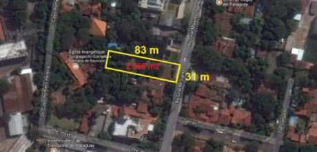 Amplio Terreno Con Ubicacion Premium Para Edificios Departamentos