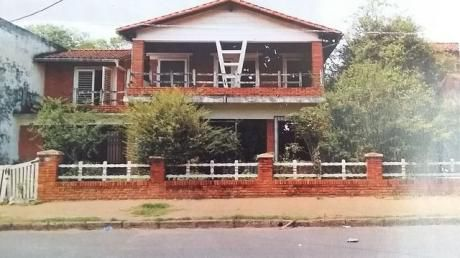 Vendo Casa En Asuncion Barrio Sajonia