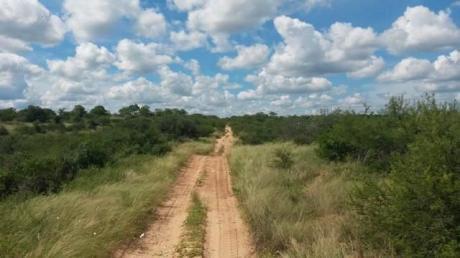 Regalo En El Chaco Campo De 5.000 Hectareas
