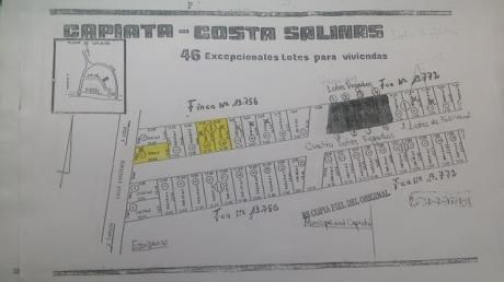 Vendo O Permuto 1 Terreno En Capiata Zona Fabrica Alamo