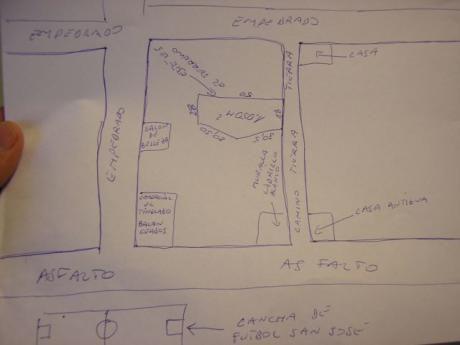 Vendo Terreno En Caacupe 1.050 Metros Cuadrados
