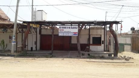 Id 59702 - Se Vende O Se Alquila Local Comercial En Punta Hermosa